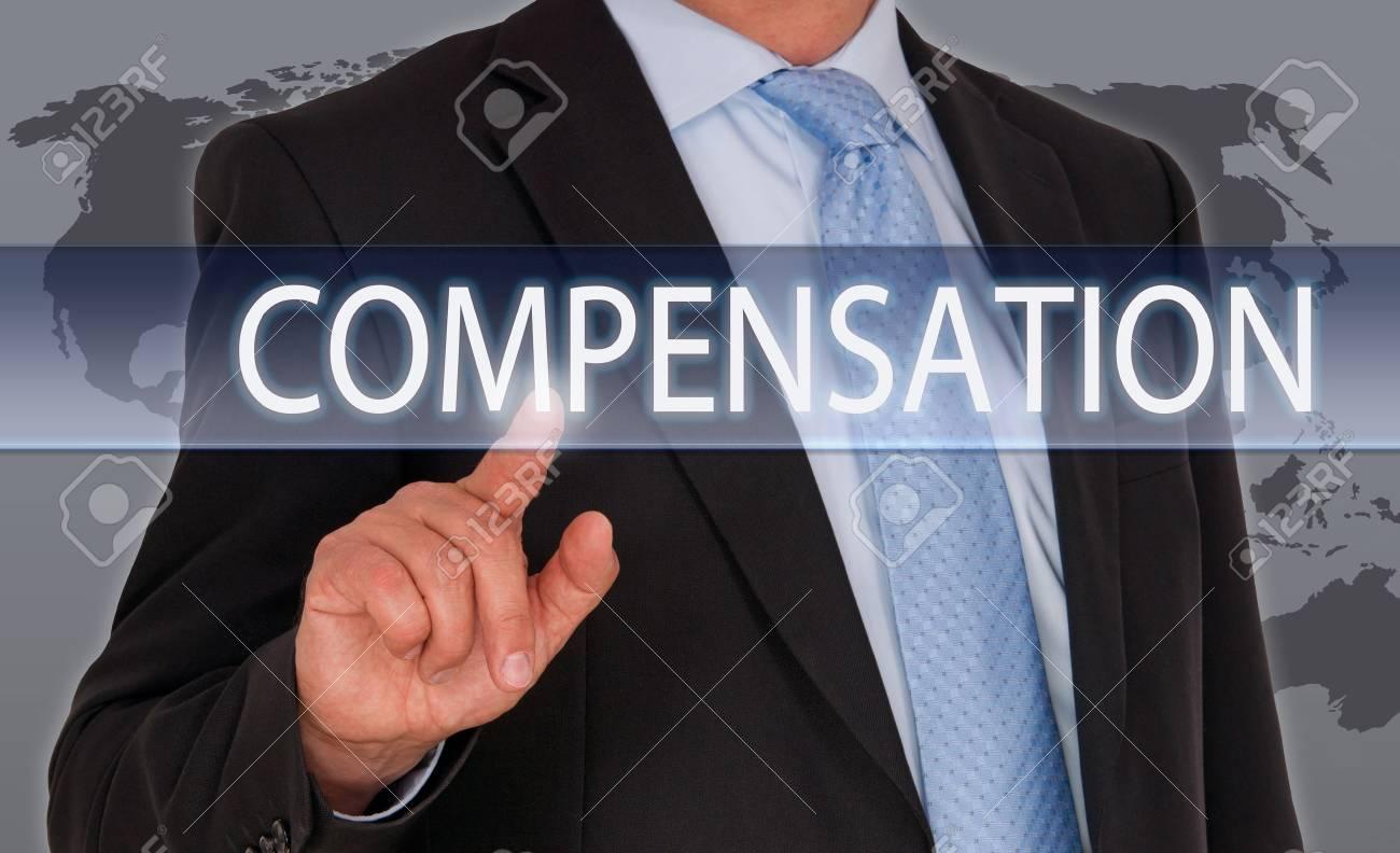 Compensation Stock Photo - 42676263