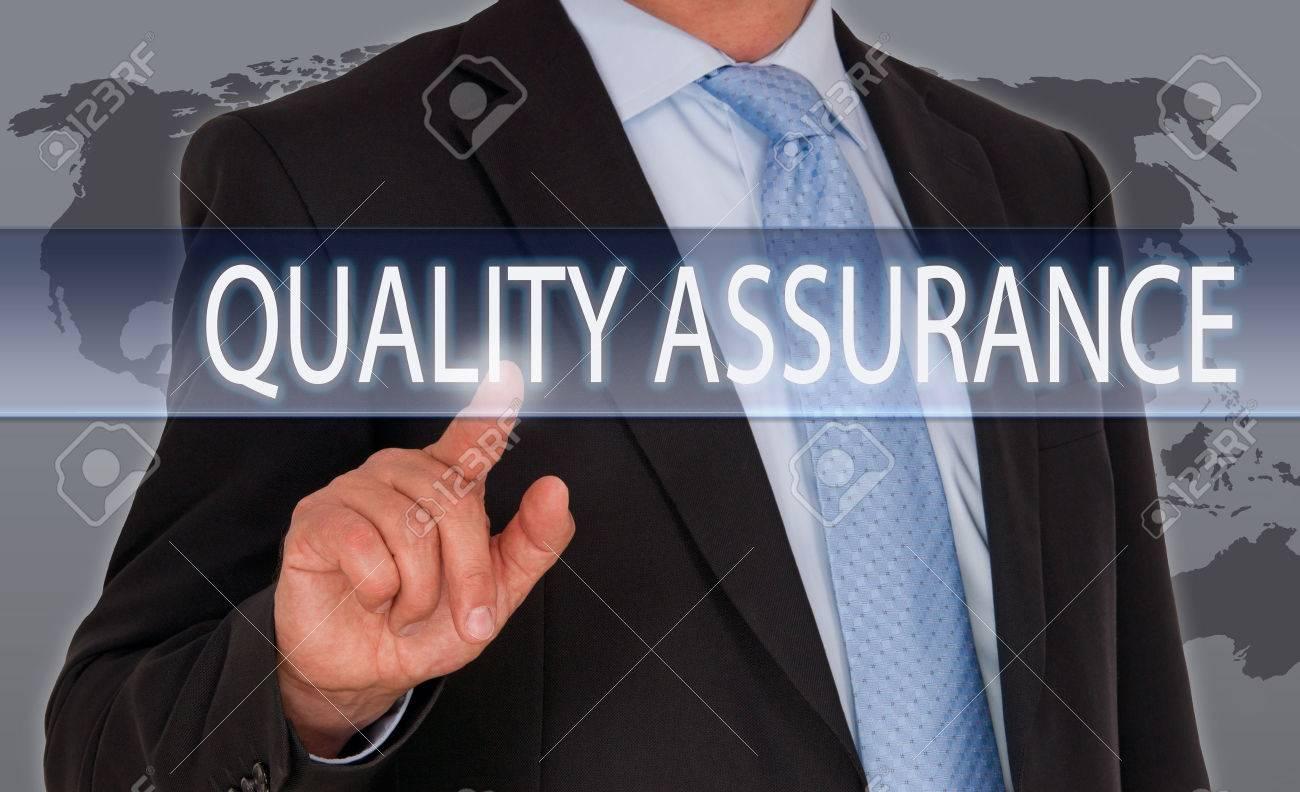 Quality Assurance Stock Photo - 43608953