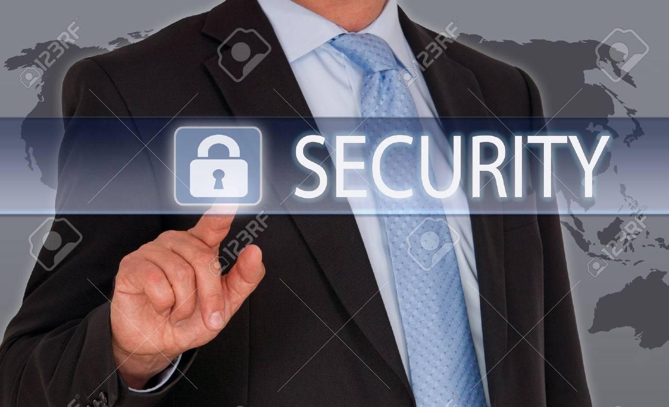 Security Stock Photo - 43608981