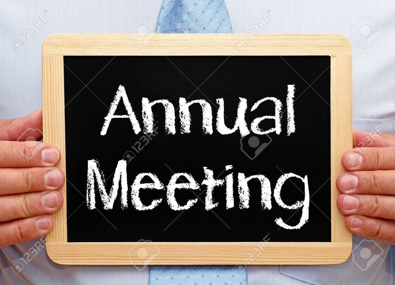 Annual Meeting Stock Photo - 47380676