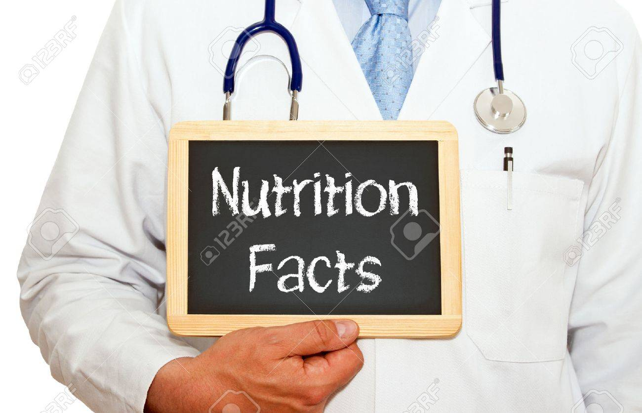Nutrition Facts Stock Photo - 47463652
