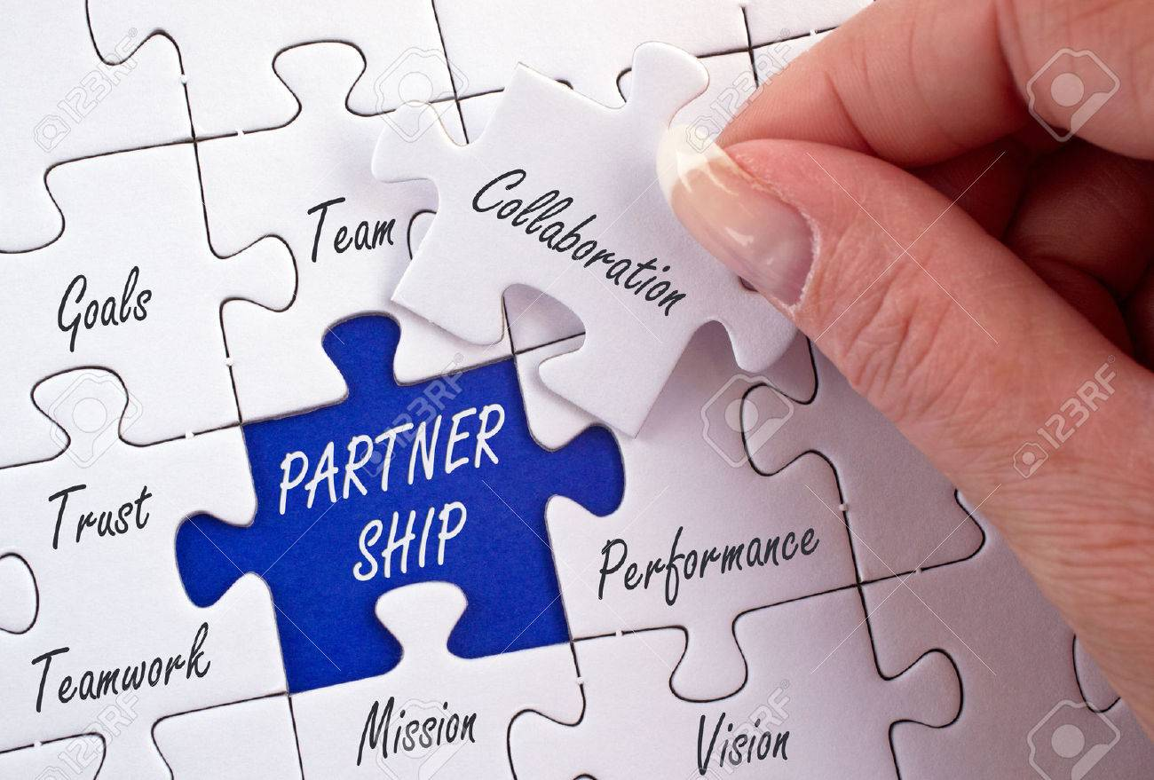 Partnership Business Concept Stock Photo - 48081951