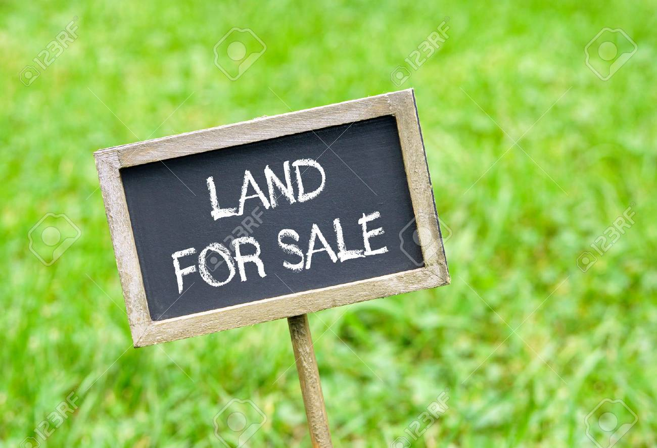 Land for sale Stock Photo - 48479276