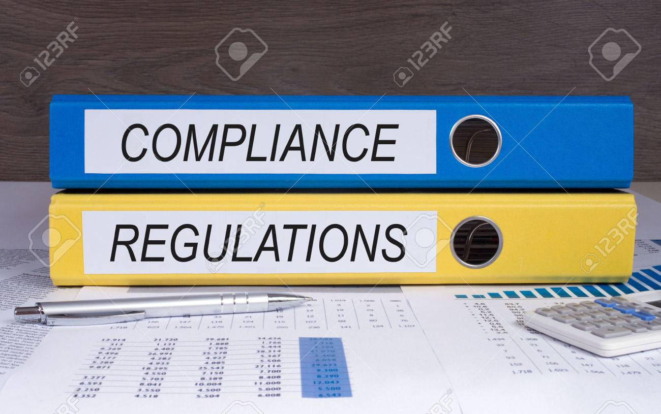 Compliance and Regulations - 50027070