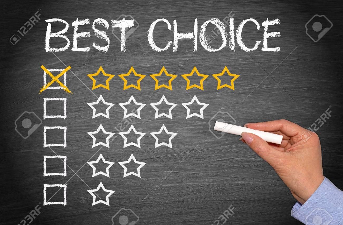 Best Choice - five stars - 50027097