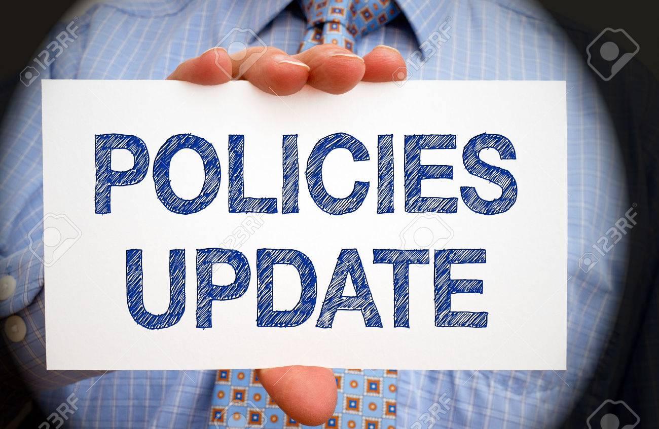 Policies Update - 50027345