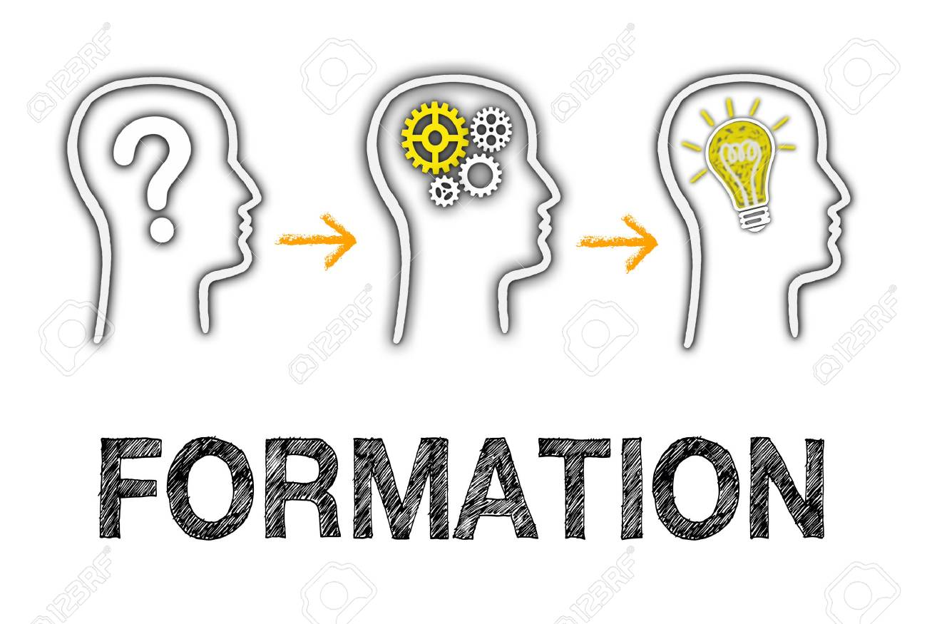 Formation and Education Business Concept - 50027275