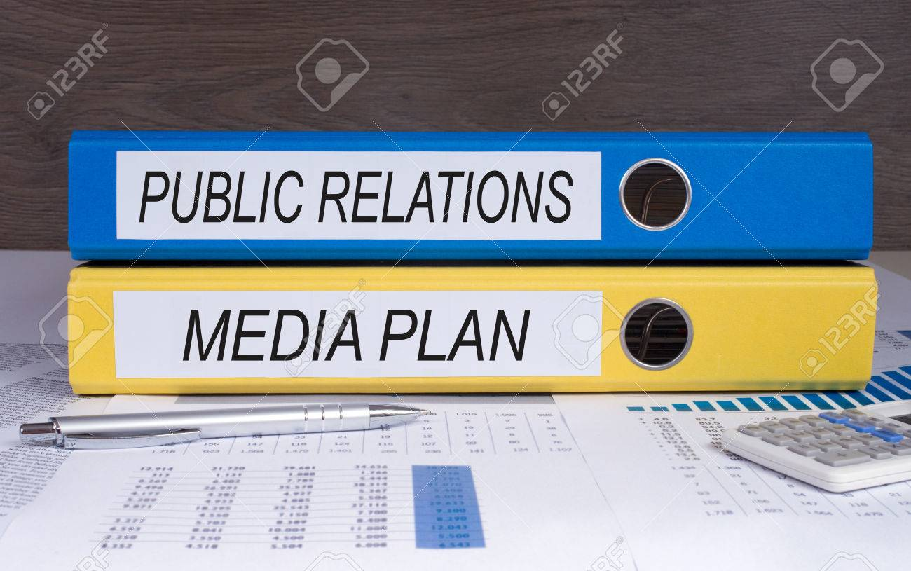 Public Relations and Media Plan - 50027231
