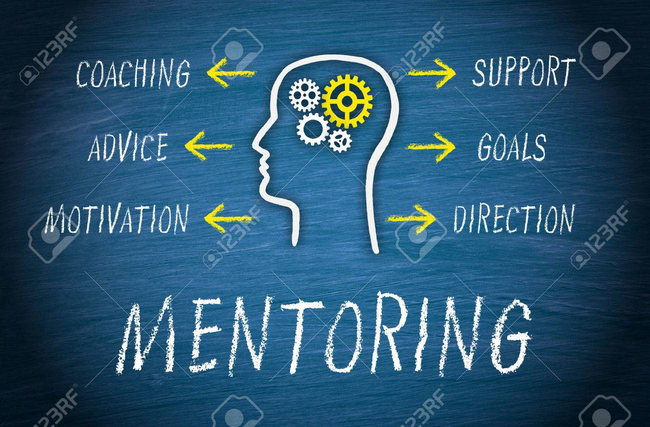 Mentoring Business Concept Stock Photo - 50027230