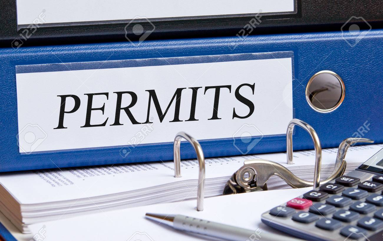Permits blue binder in the office - 50027135