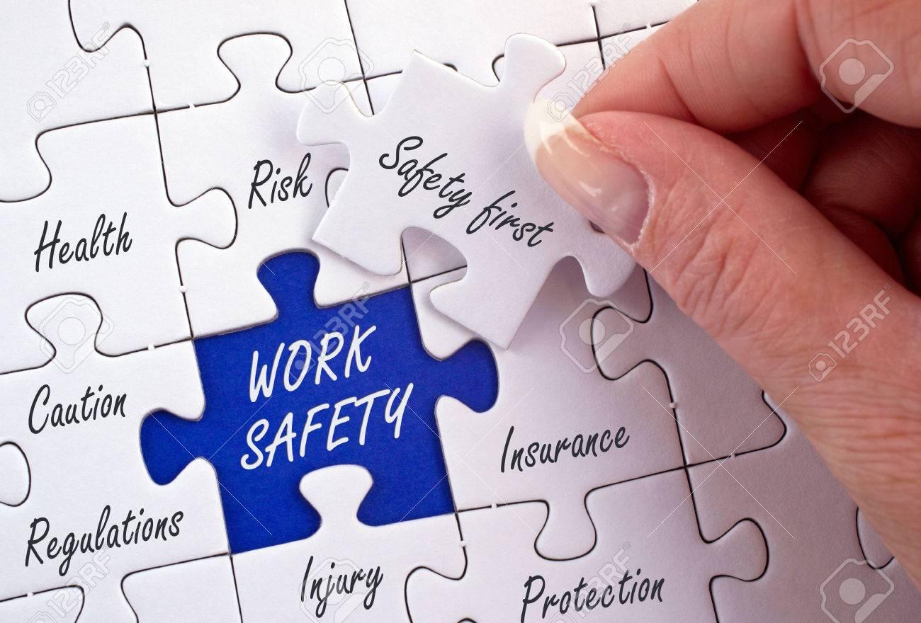Work Safety - 69587981