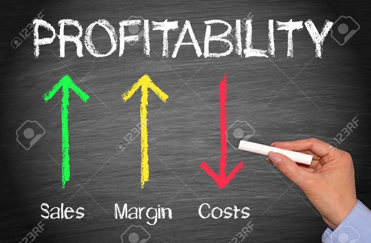 Profitability Business Concept - 69118918