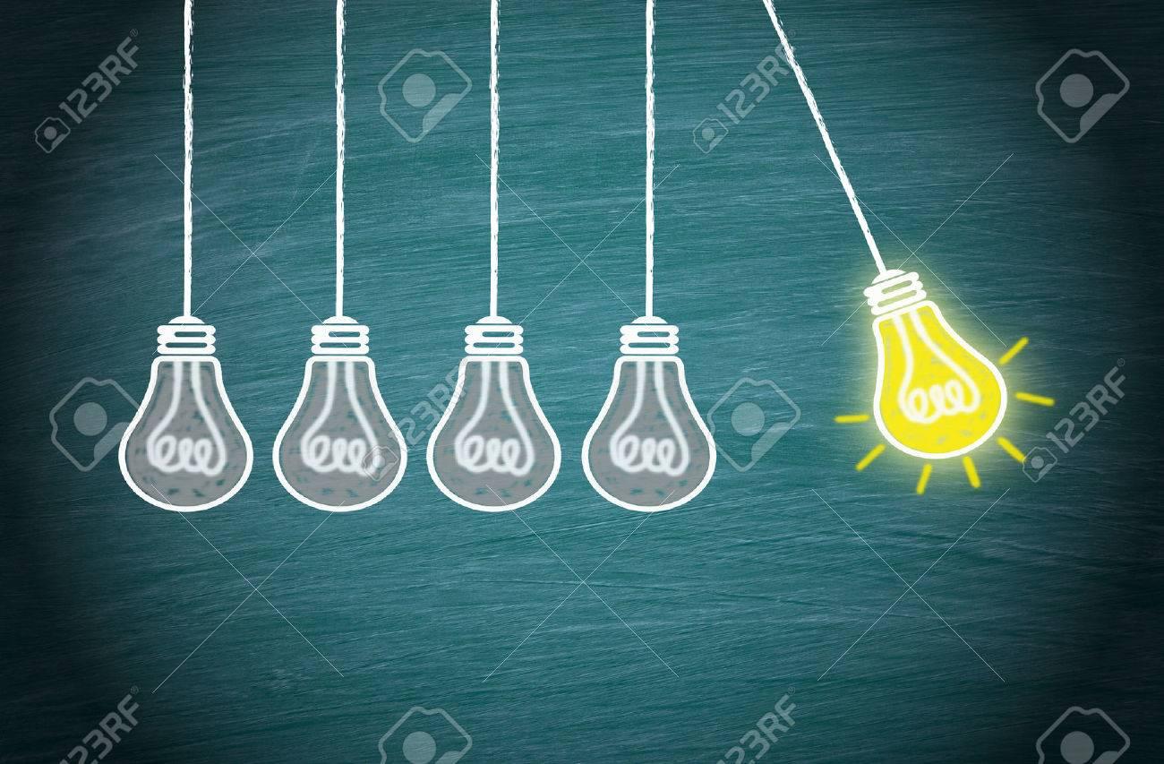 Great Idea, Innovation and Creativity Concept - 73761157