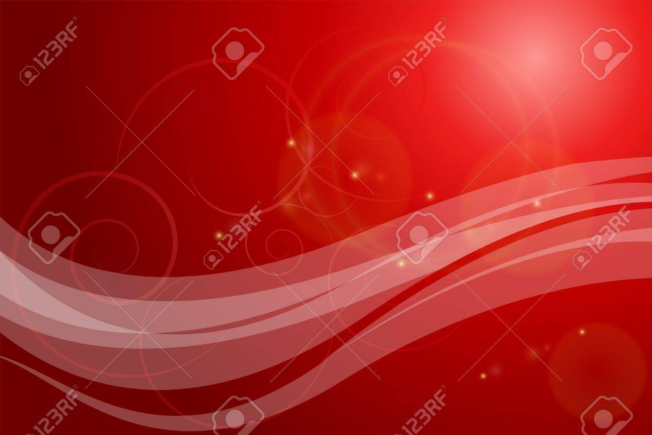 abstract red background Stock Vector - 17876025