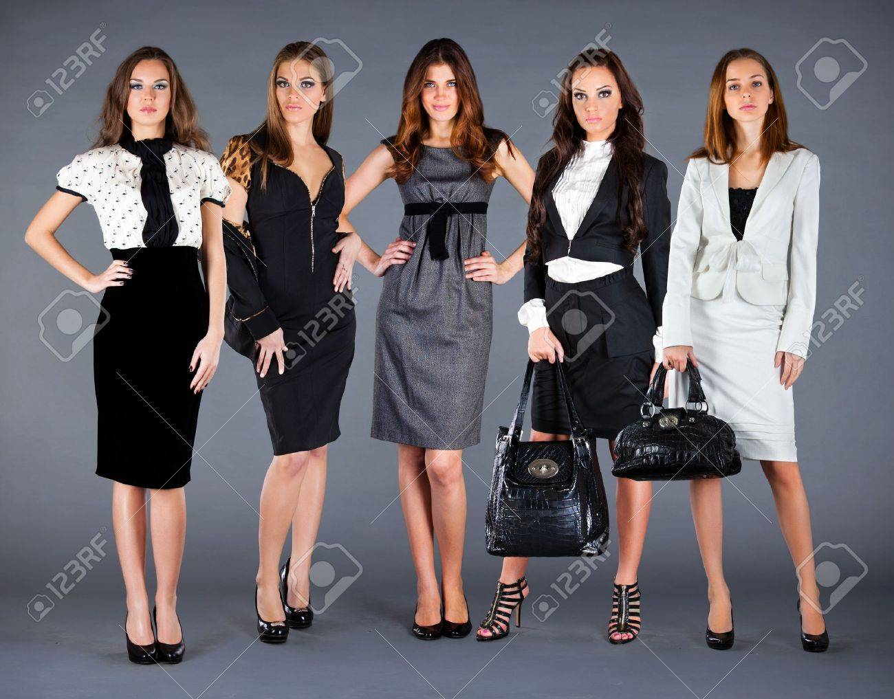 Girls Business Dress