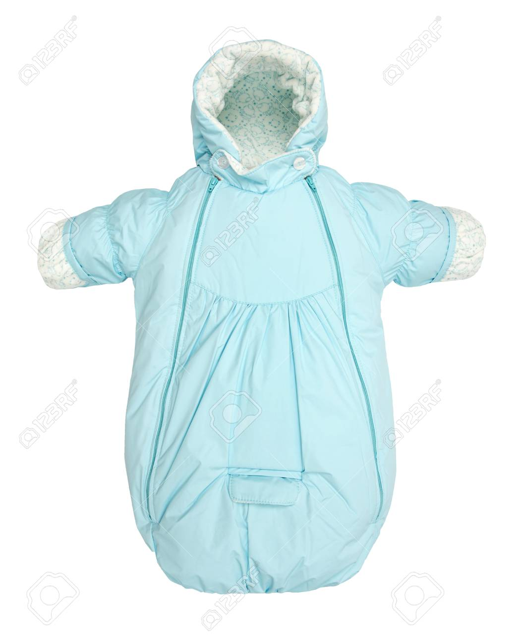 c78e647a1 Baby snowsuit Coat bag on a white background