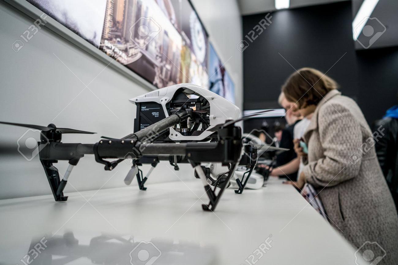 parrot - drone quadricoptère bebop