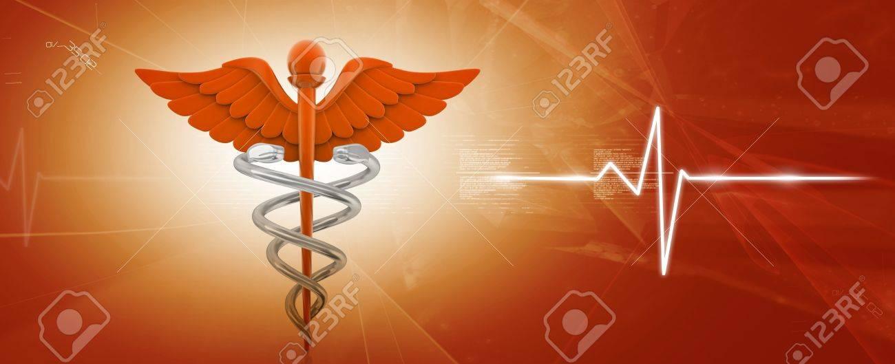 Symbol of medicine - 10925182