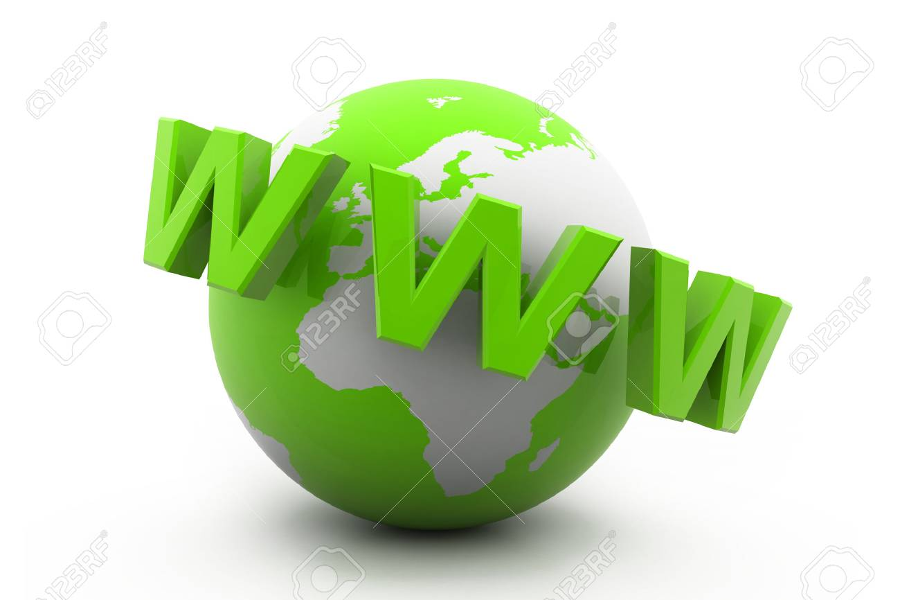 World wide web Stock Photo - 22796820
