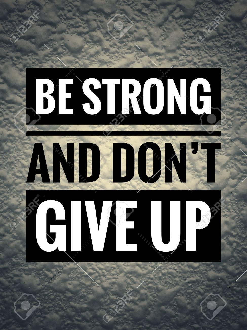 Resultado de imagen de be strong