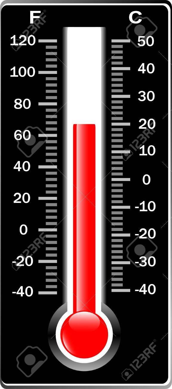Termometro Vector Grados Celsius Y Fahrenheit Isolaetd En Blanco Ilustraciones Vectoriales Clip Art Vectorizado Libre De Derechos Image 14472565 La conclusión que se puede sacar es que la escala fahrenheit se adoptó porque los termómetros pero estamos en 2016 y la escala fahrenheit hace tiempo que fue superada por la escala celsius. termometro vector grados celsius y fahrenheit isolaetd en blanco