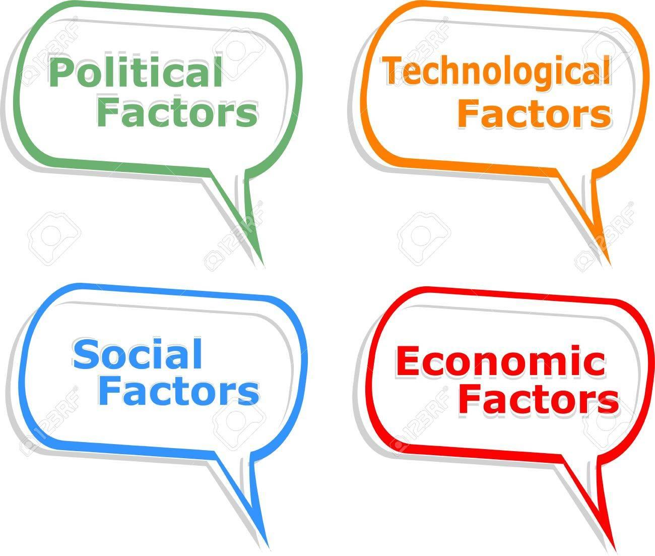 concept speech cloud illustration of social individual politics Stock Vector - 14433892