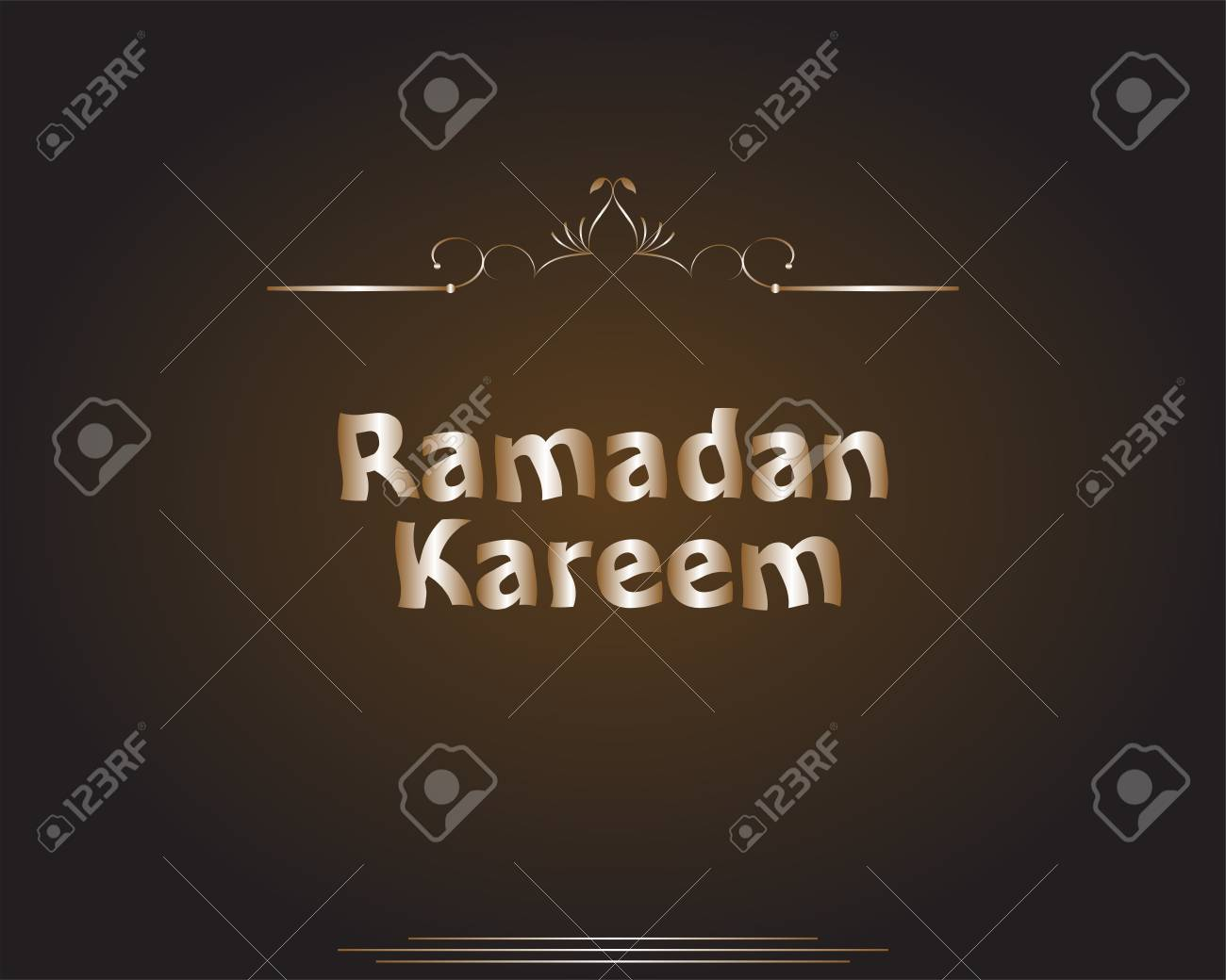 Islamic greeting arabic text for holy month ramadan kareem stock islamic greeting arabic text for holy month ramadan kareem stock photo 41902569 m4hsunfo