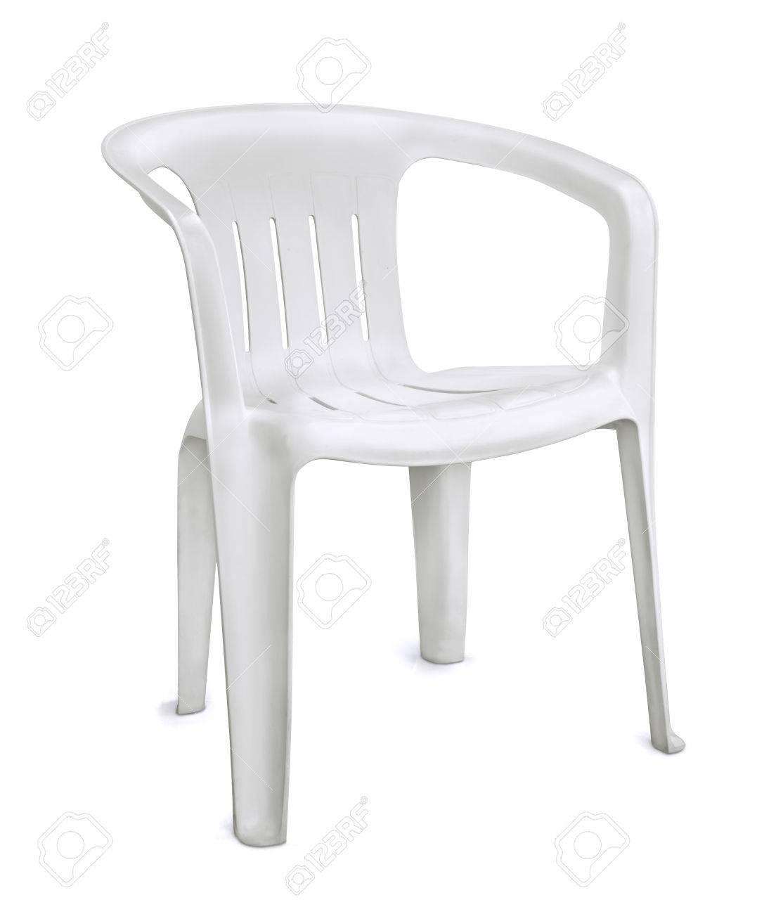 stuhl weiß kunststoff