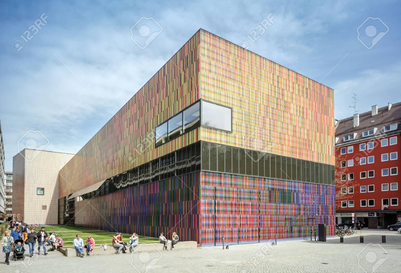 München Deutschland 3 Februar 2016 Das Brandhorst Museum Wurde