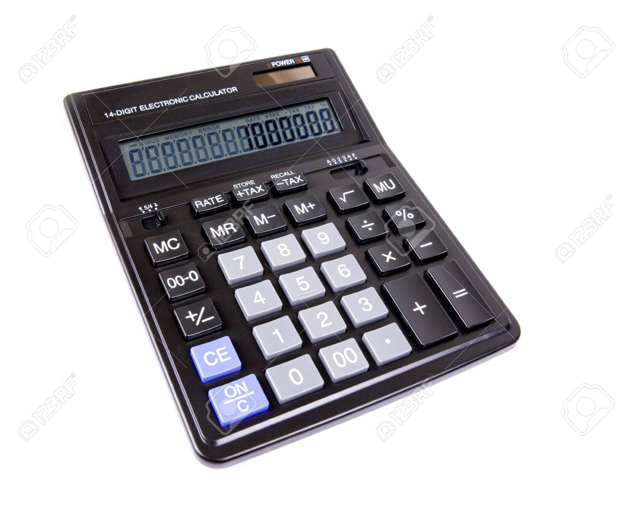 calculator Stock Photo - 7903723