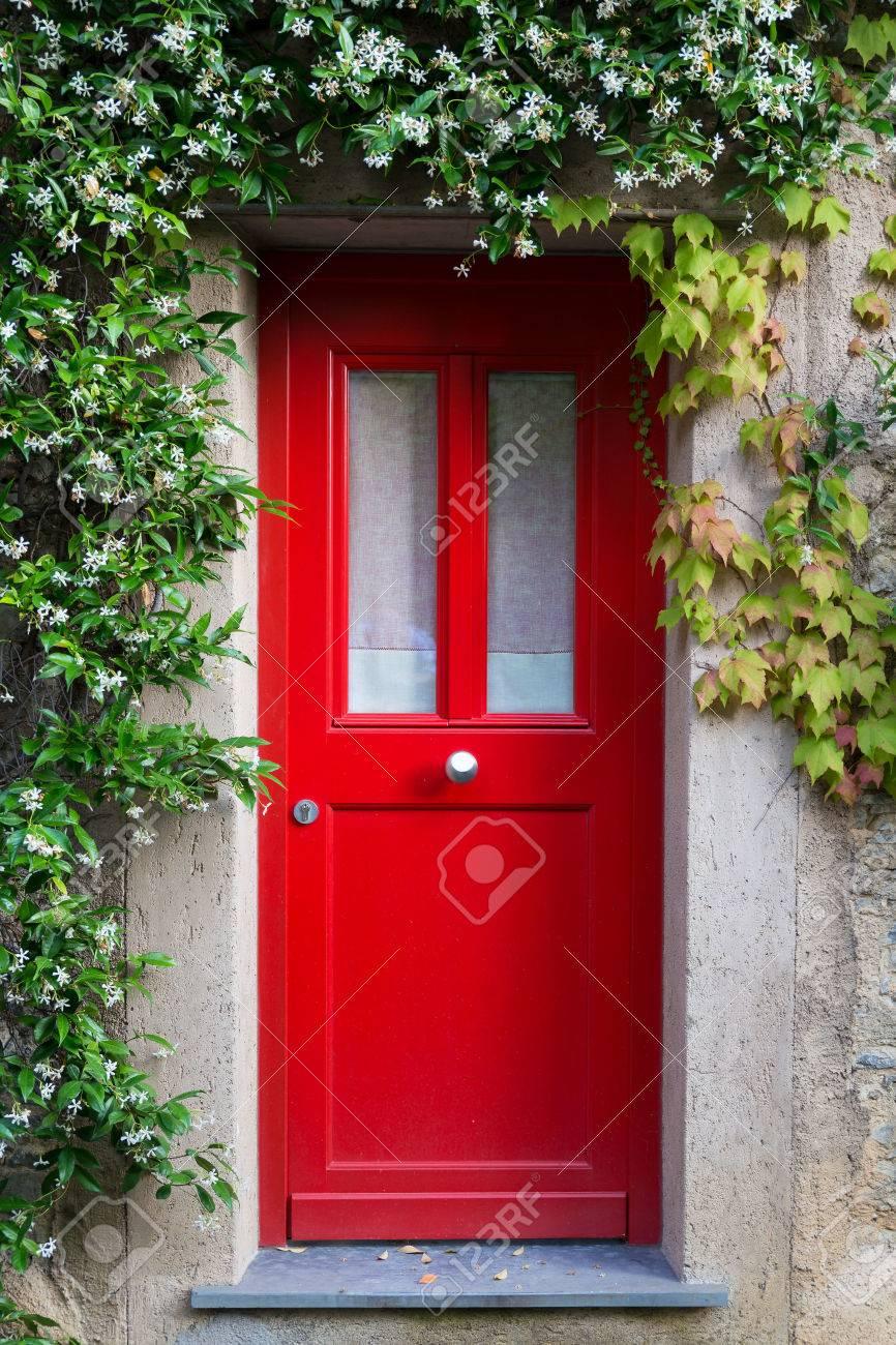 100 Génial Suggestions Porte D Entrée Rouge