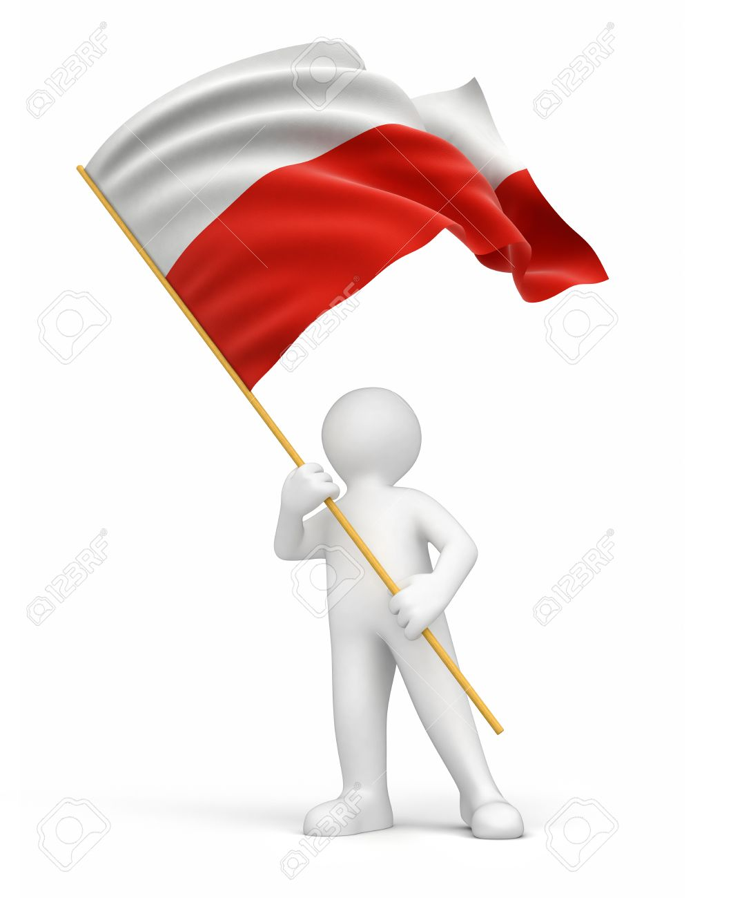 4 915 polish flag stock vector illustration and royalty free