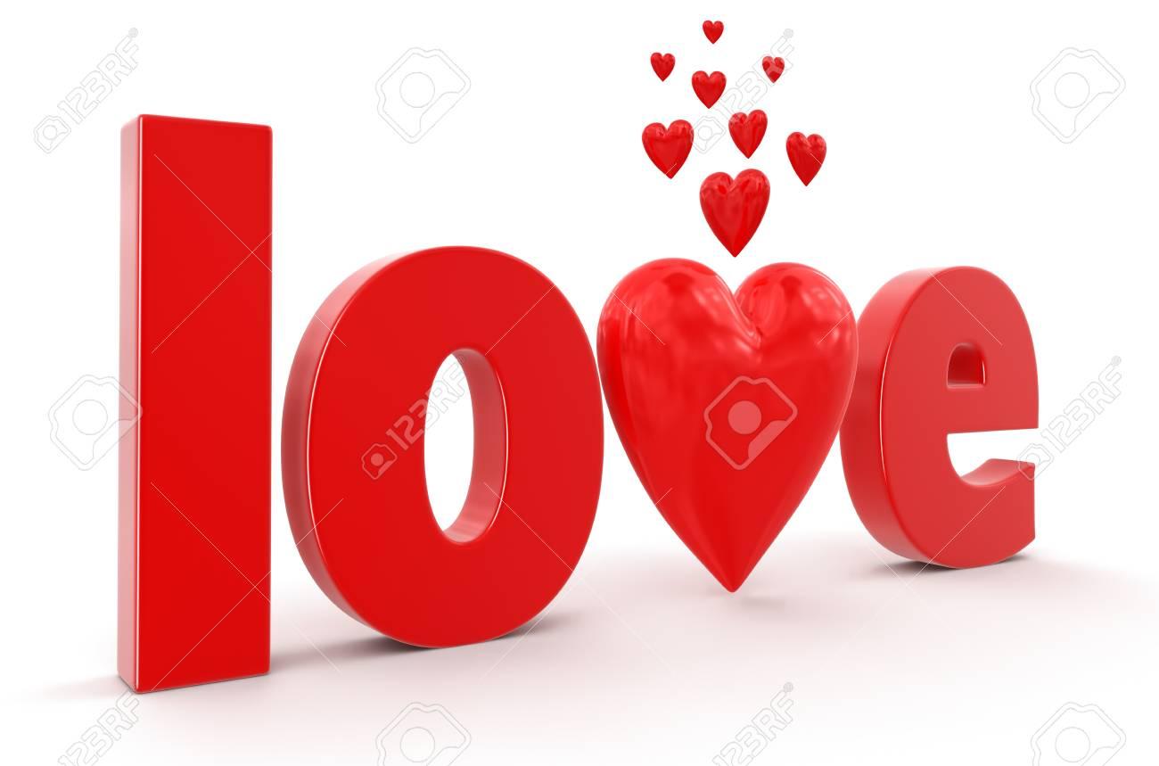 Amor Trazado De Recorte Incluido Corazón