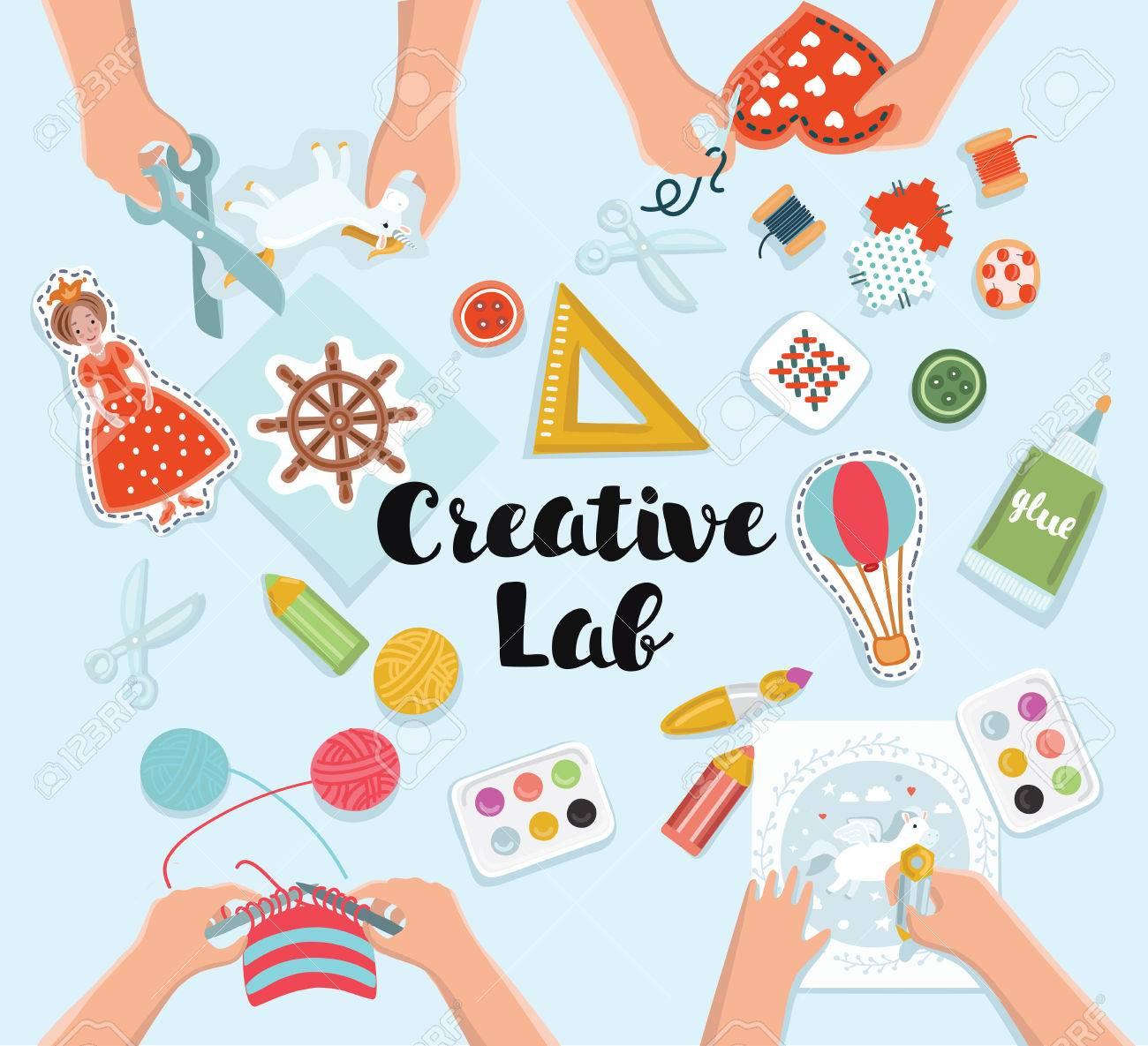 Creatividad para ni/ños