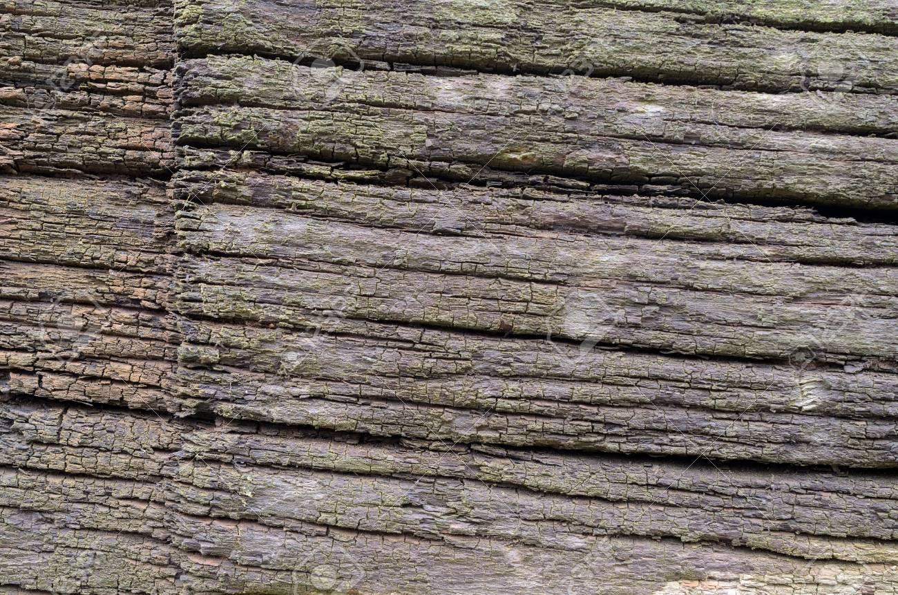 background of old vintage cracked wood Stock Photo - 12327861