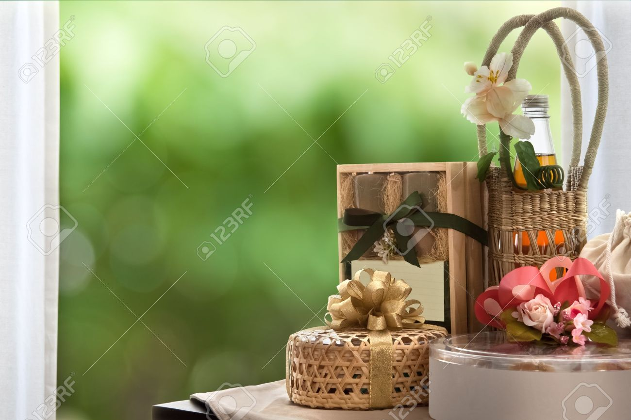 Gifts Set Stock Photo - 9654245