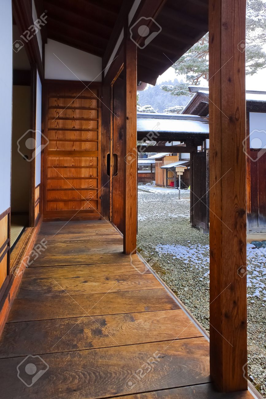 balcony of a japanese house stock photo picture and royalty free
