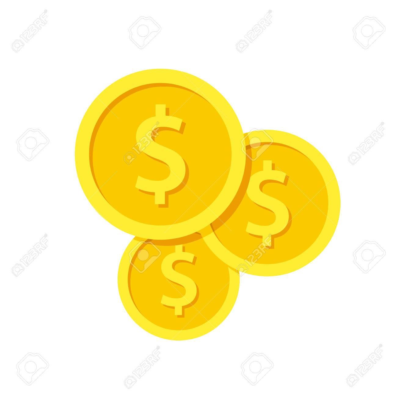 Investment, modern flat icon - 35164939