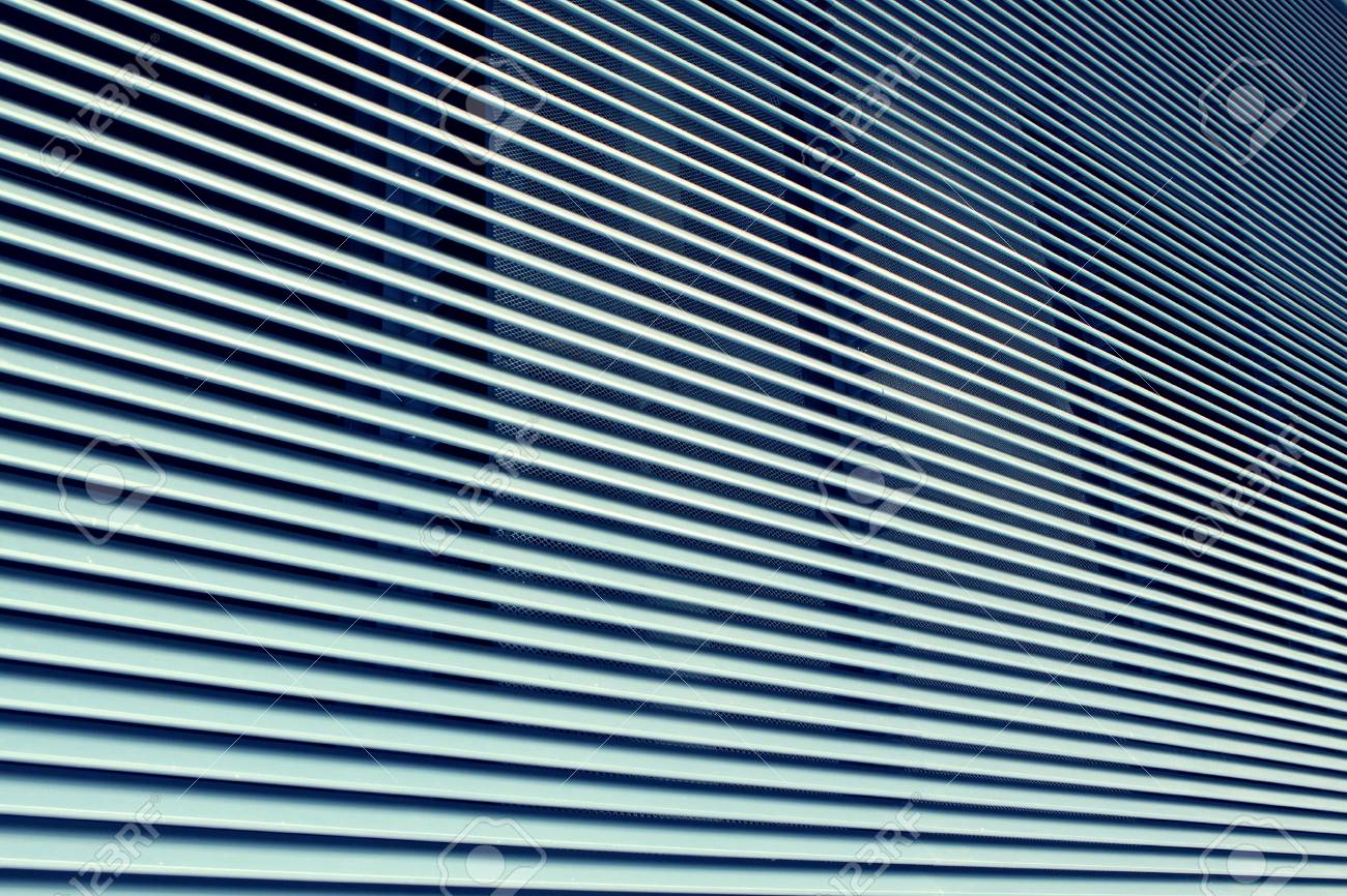stainless steel wall background Stock Photo - 10460984