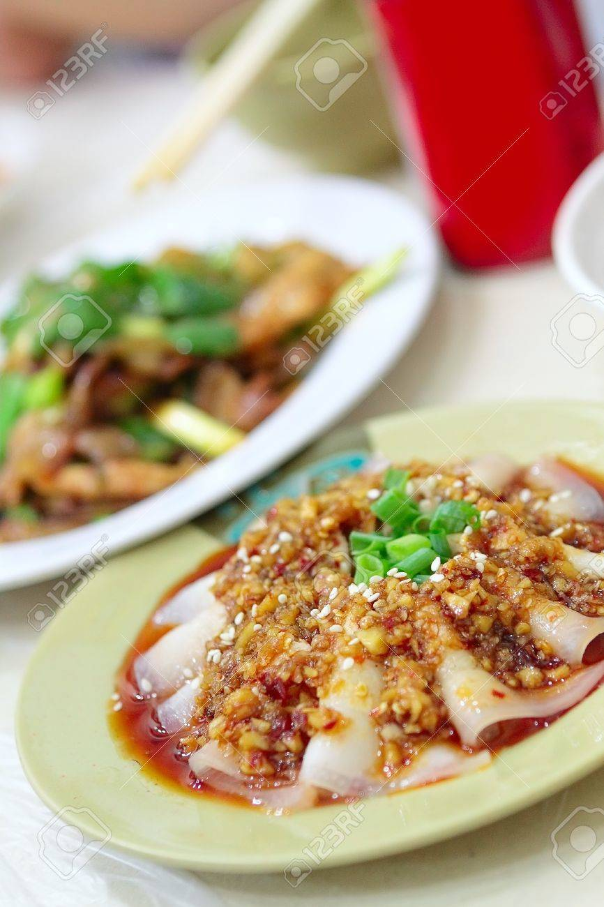 Sliced Pork Recipe Sliced Boiled Pork With Garlic