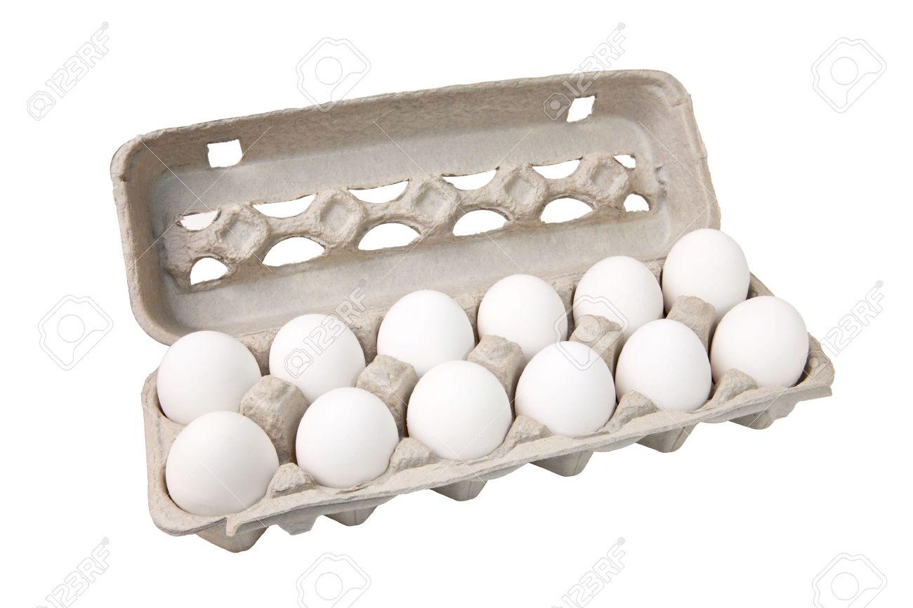 Carton of eggs - 6921035