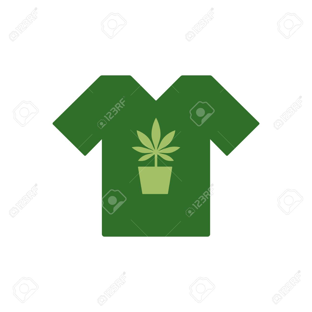 T shirt with marijuana or cannabis plant in a flower pot t shirt with marijuana or cannabis plant in a flower pot cultivation of cannabis biocorpaavc