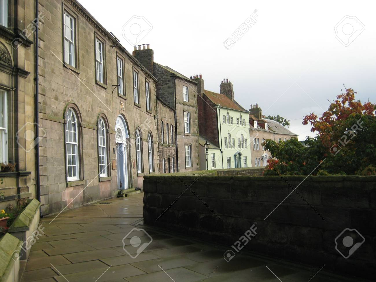 picture was taken in Berwick-upon-Tweed in Northumberland, England Stock Photo - 4163147