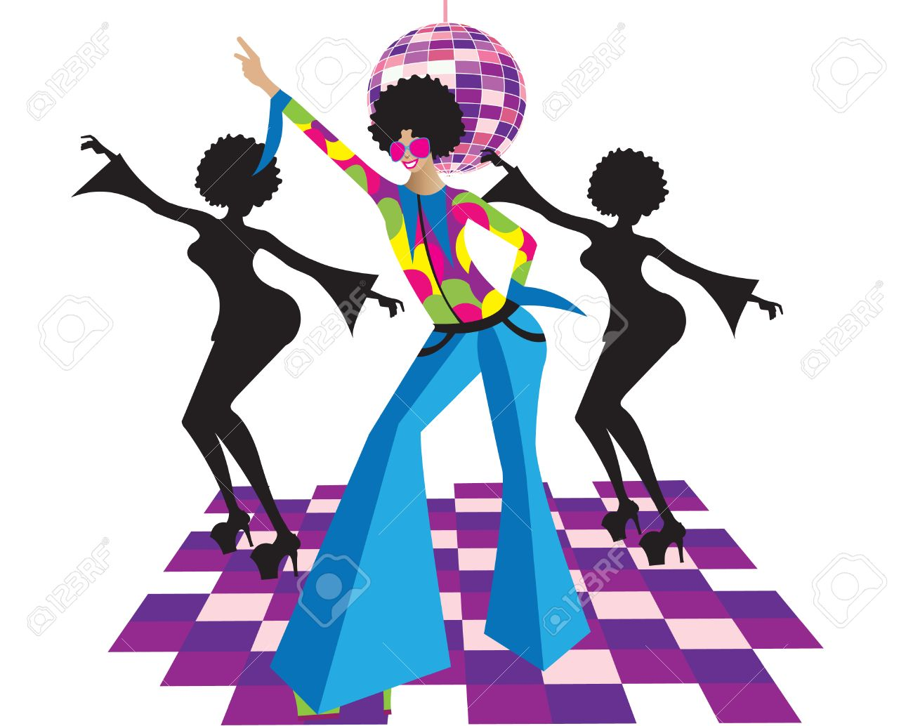 53 437 disco dancing cliparts stock vector and royalty free disco rh 123rf com disco clip art free download disco clip art free download