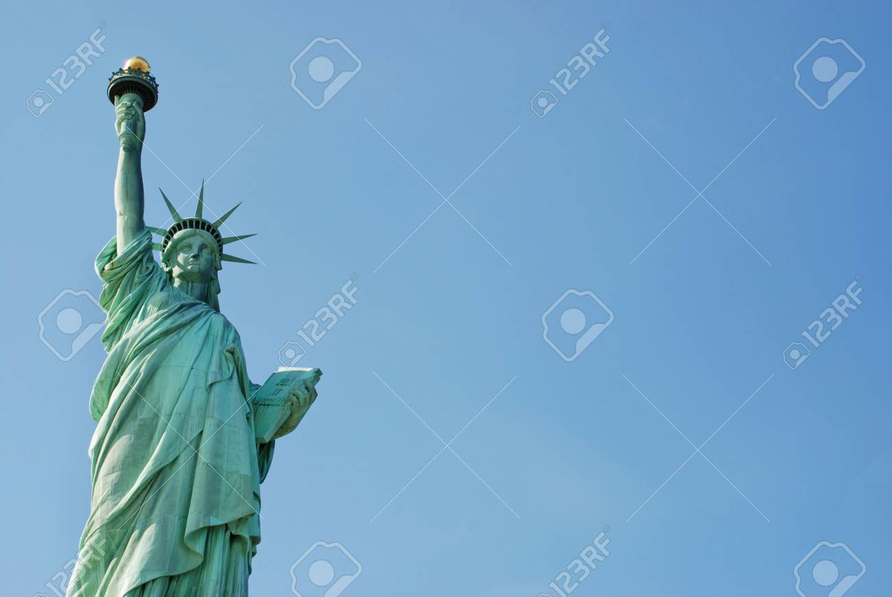 Statue of Liberty Stock Photo - 5373842