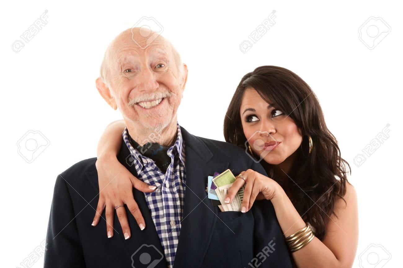 Старики любят молодых девушек 25 фотография