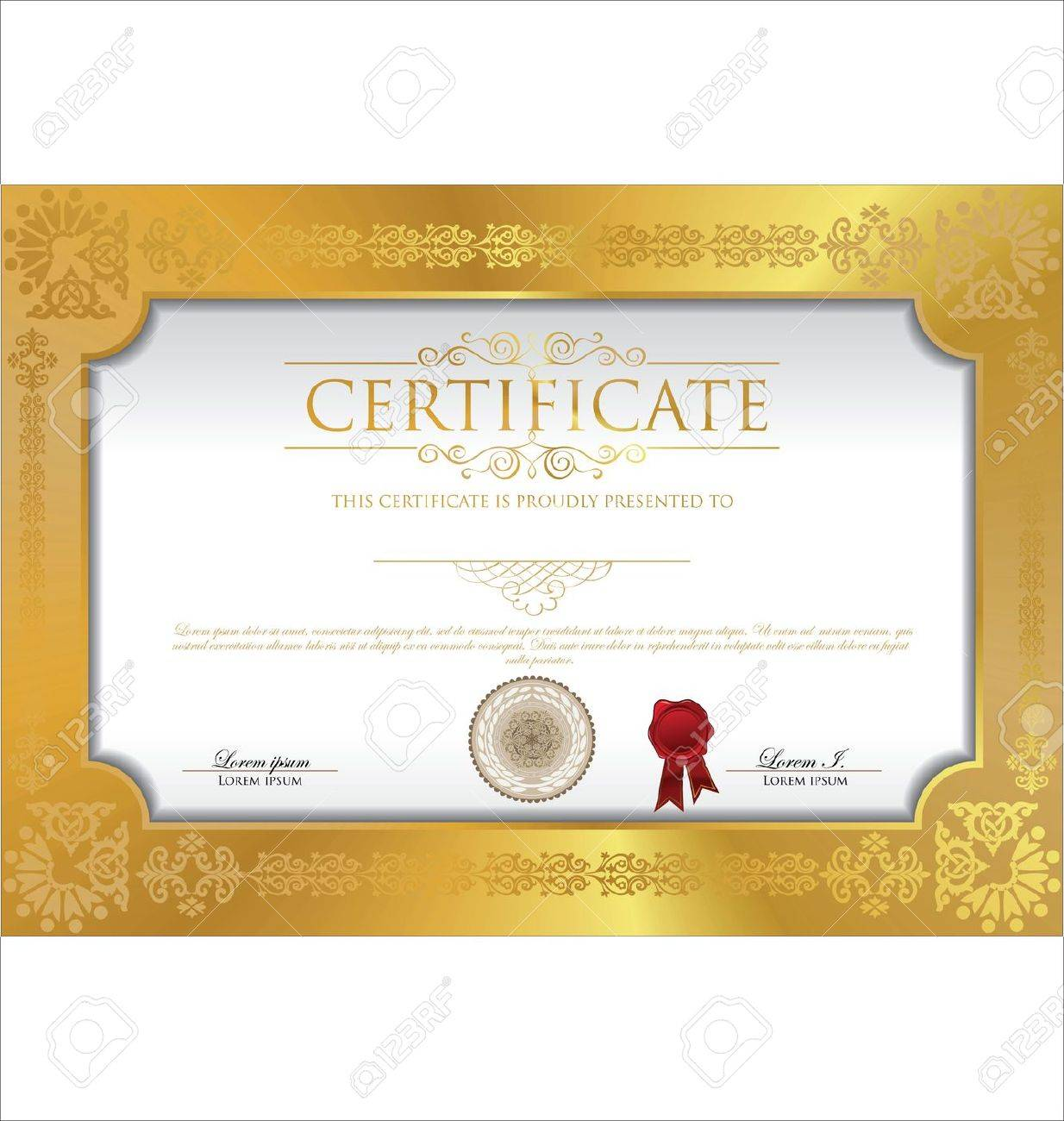 Free download stock certificate template images certificate vector stock certificate template gallery certificate design and certificate templates vector free download gallery templates certificate xflitez Gallery