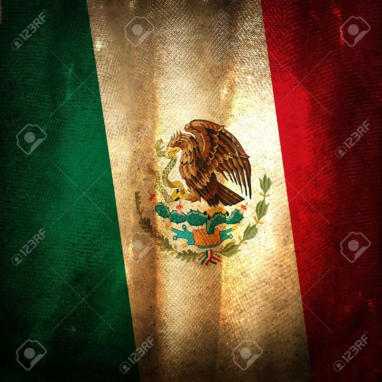 old grunge flag of mexico stock photo picture and royalty free