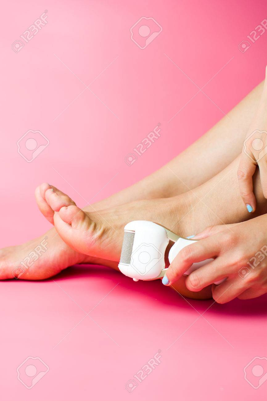 pedicure for hard skin