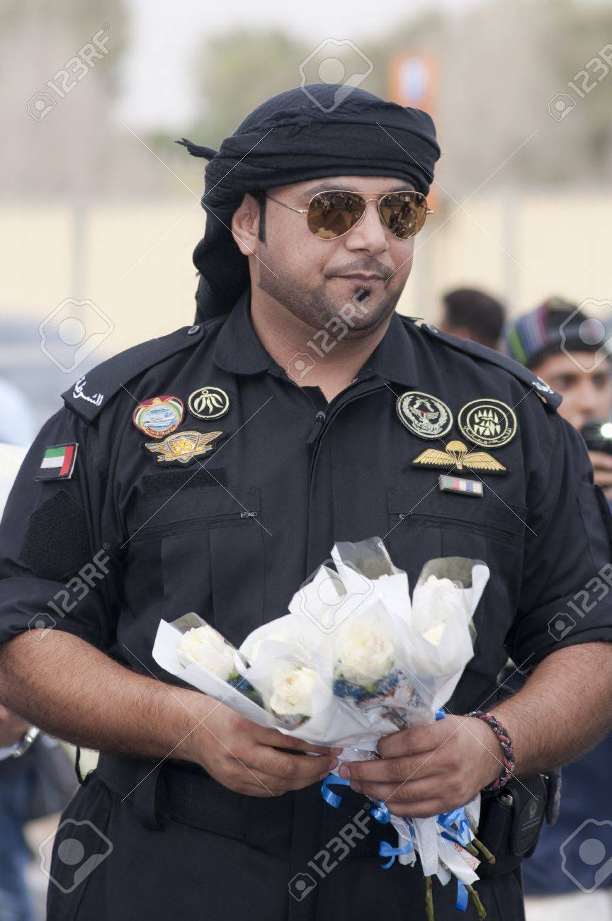 Hvordan søke på en politistasjon Clearance i Abu Dhabi 2012